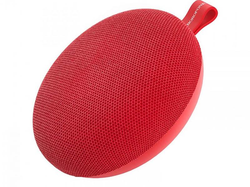 Колонка Borofone BP3 Beat Motion Red