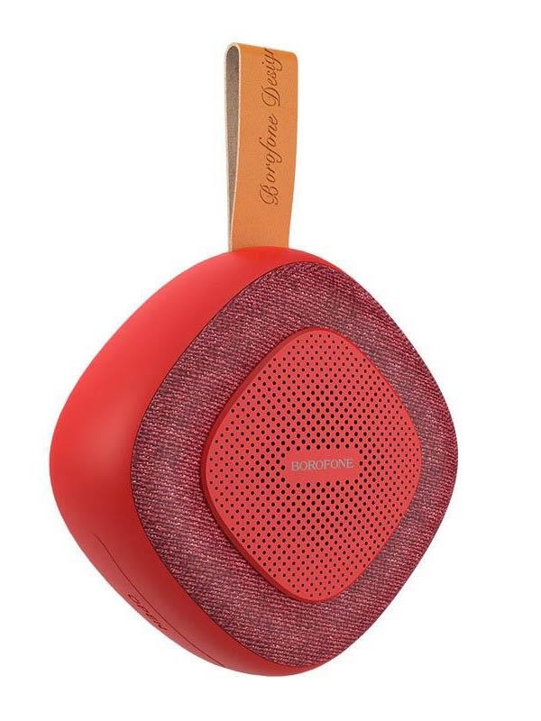 Колонка Borofone BP5 Cool Sports Red