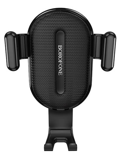 Держатель Borofone BH11 Air Outlet Gravity Black