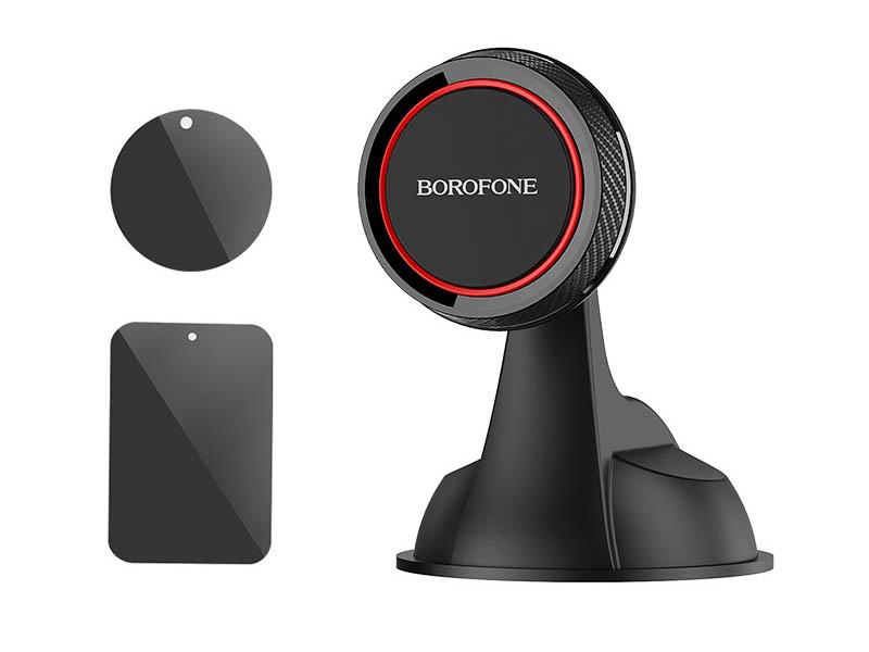 Держатель Borofone BH14 Black-Red