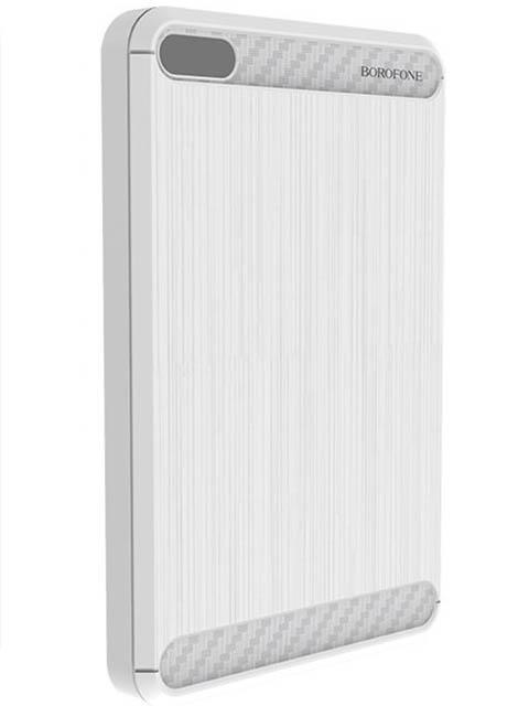Внешний аккумулятор Borofone BT6 Xpower 20000mAh White
