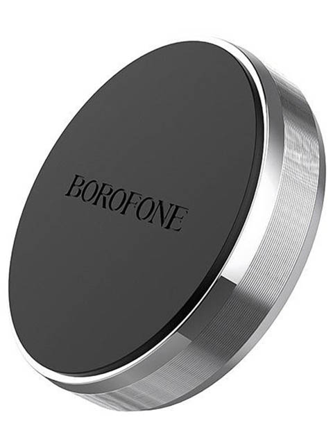 Держатель Borofone BH7 Plane Magnetic Silver
