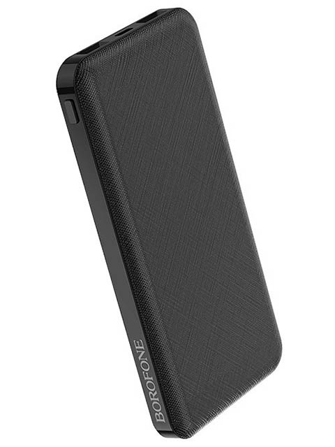Внешний аккумулятор Borofone Power Bank BT20 Powerful 10000mAh Black