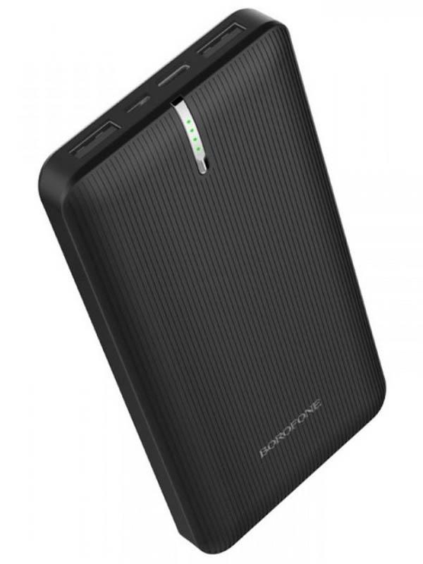 Внешний аккумулятор Borofone Power Bank BT18A Prosperous 13000mAh Black