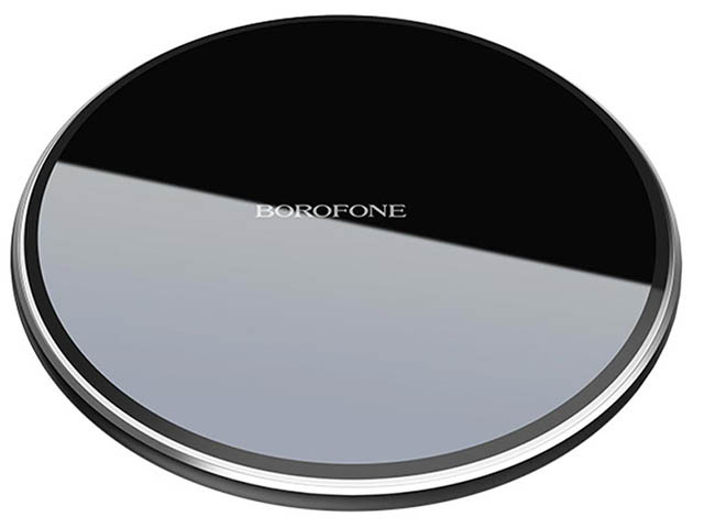 Зарядное устройство Borofone BQ3 Preference Wireless Charger Black range productivity and plant preference