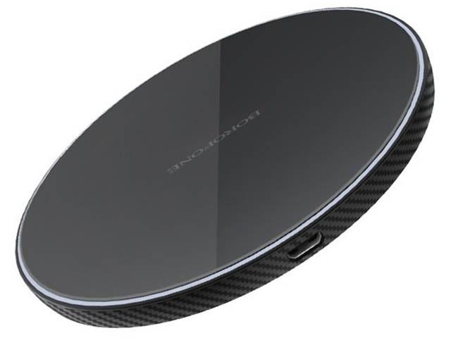 Зарядное устройство Borofone BQ2 AirTouch Wireless Charger Black