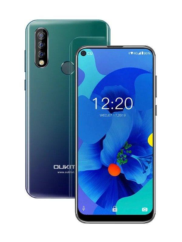 Сотовый телефон Oukitel C17 Pro Blue