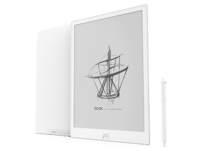 лучшая цена Электронная книга Onyx Boox Max 3 White