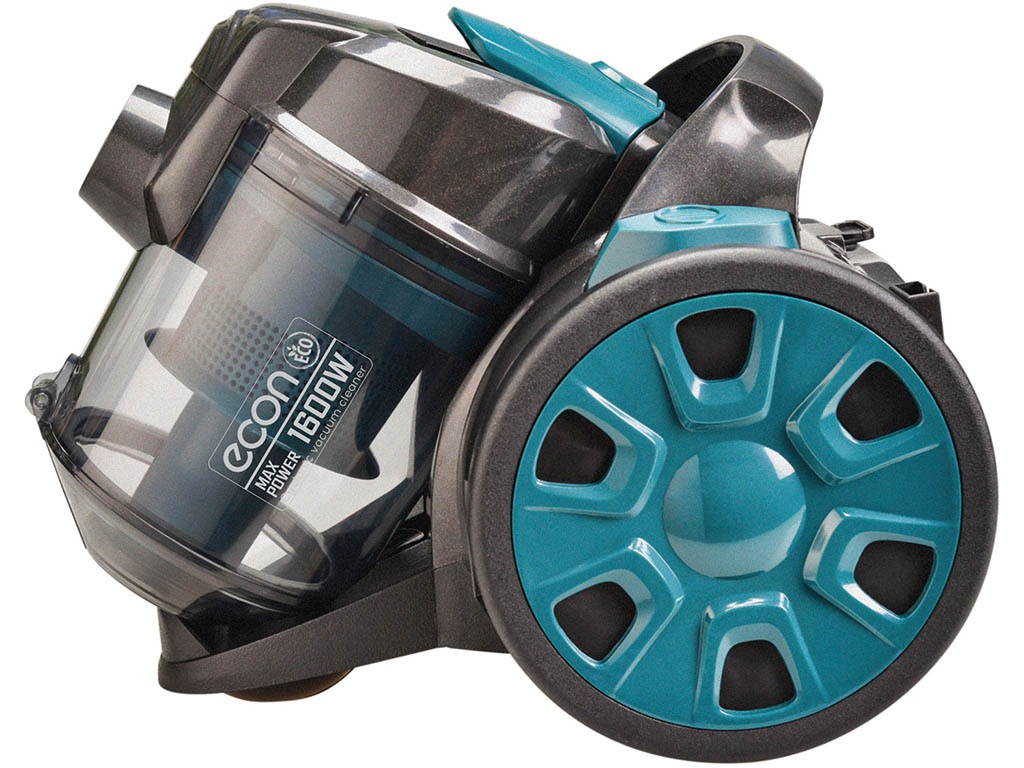 Пылесос ECON ECO-1645VC Blue