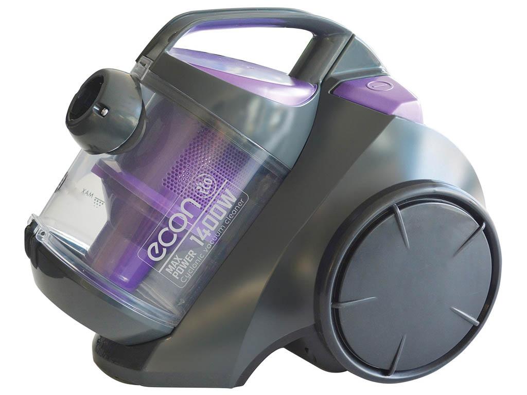 Пылесос ECON ECO-1445VC Purple