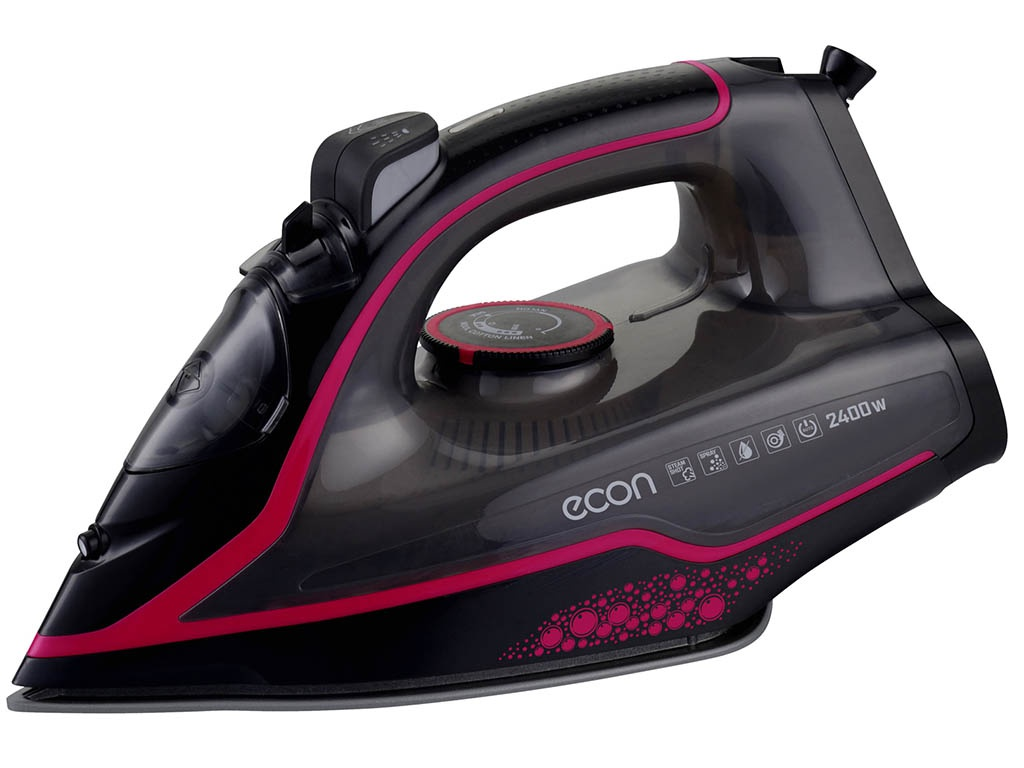 Утюг Econ ECO-BI2405 Black-Red