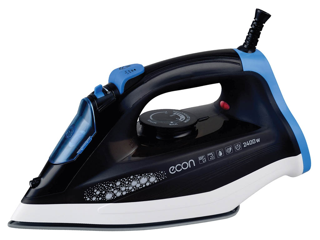 Утюг Econ ECO-BI2404 Black-Blue