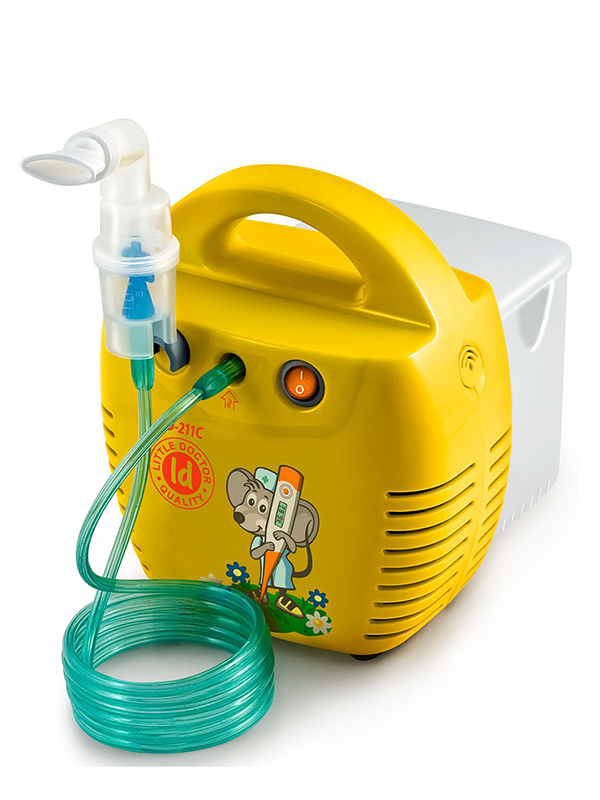 Ингалятор Little Doctor LD-211C Yellow