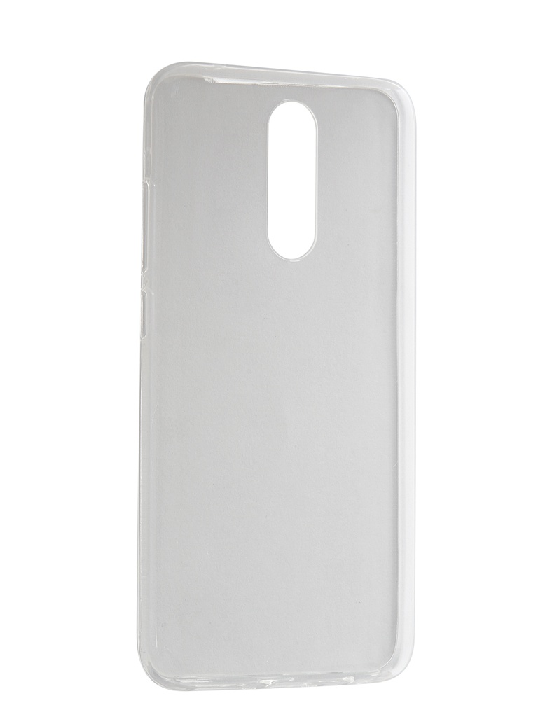 Чехол Zibelino для Xiaomi Redmi 8 2019 Ultra Thin Case Transparent ZUTC-XMI-RDM-8-WHT