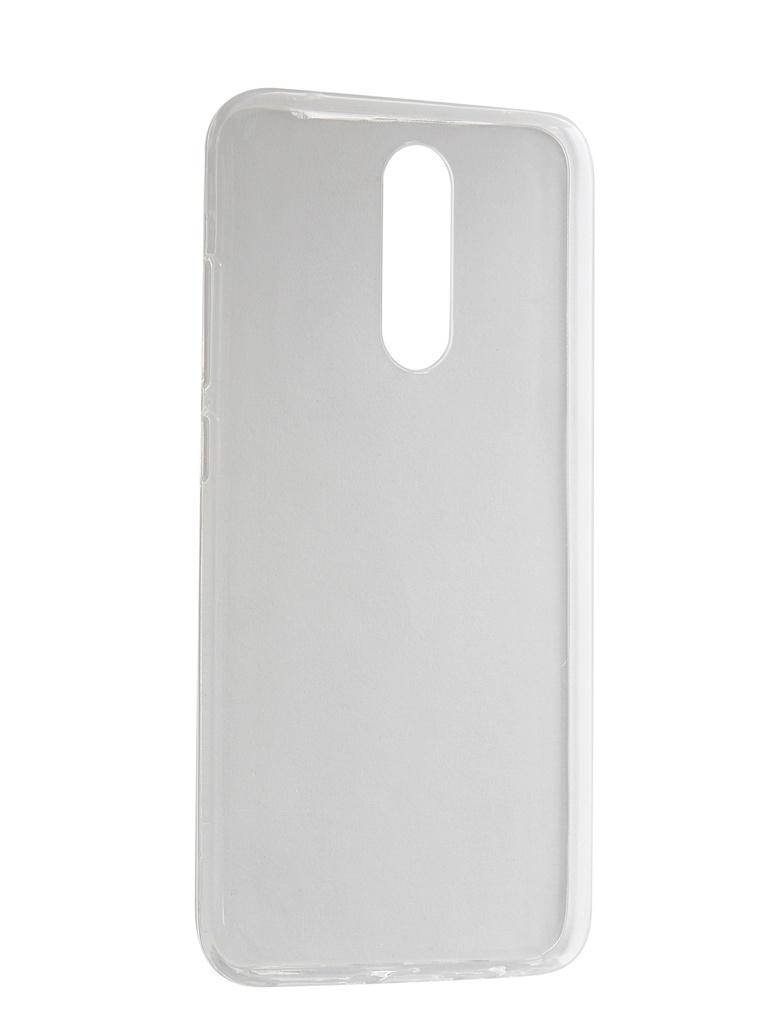 Аксессуар Чехол Zibelino для Xiaomi Redmi 8 2019 Ultra Thin Case Transparent ZUTC-XMI-RDM-8-WHT