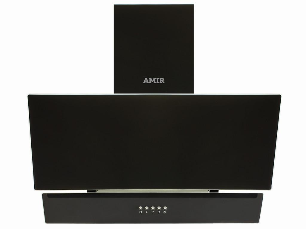Кухонная вытяжка Amir A-602 RSTB Glass