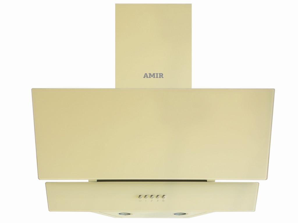 Кухонная вытяжка Amir A-602 RSTK Glass