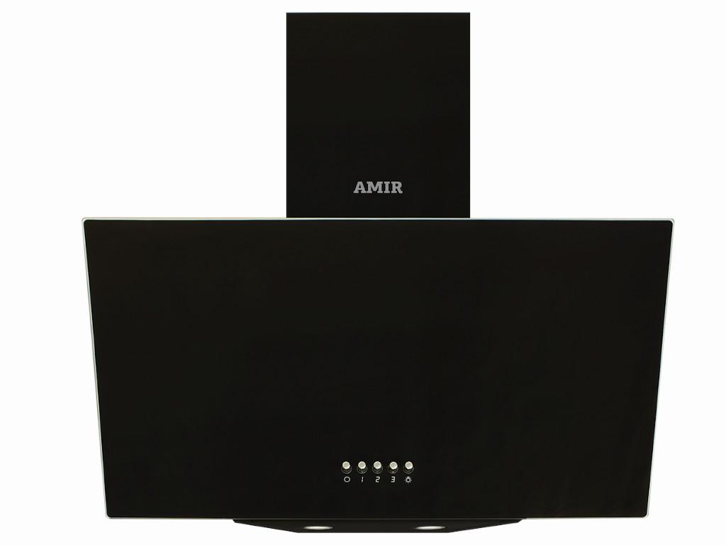 Кухонная вытяжка Amir A-601 RSTB Glass