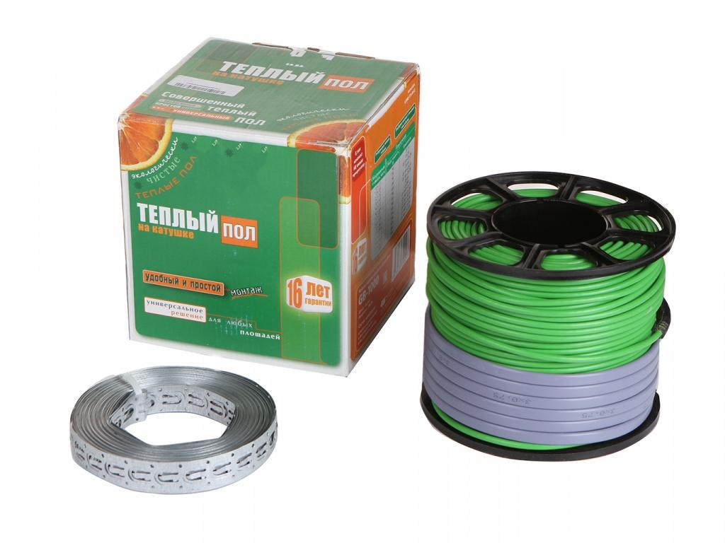 Теплый пол Green Box GB 82.0м/1000Вт 4630038310497