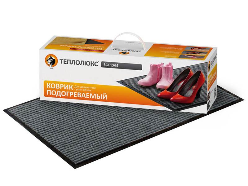 Электросушилка для обуви Теплолюкс Carpet 80x50 Grey 4607090078566