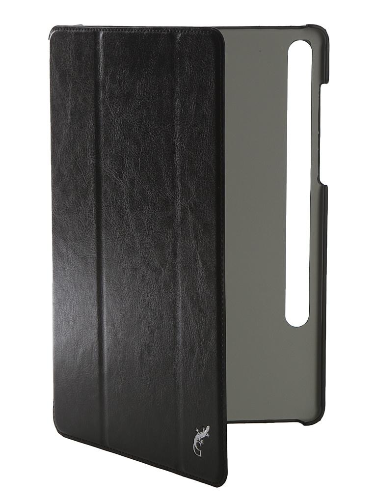 Чехол G-Case для Samsung Galaxy Tab S6 10.5 SM-T860 / SM-T865 Slim Premium Black GG-1166 чехол g case для samsung galaxy tab a 8 sm t380 sm t385 slim premium dark blue gg 910