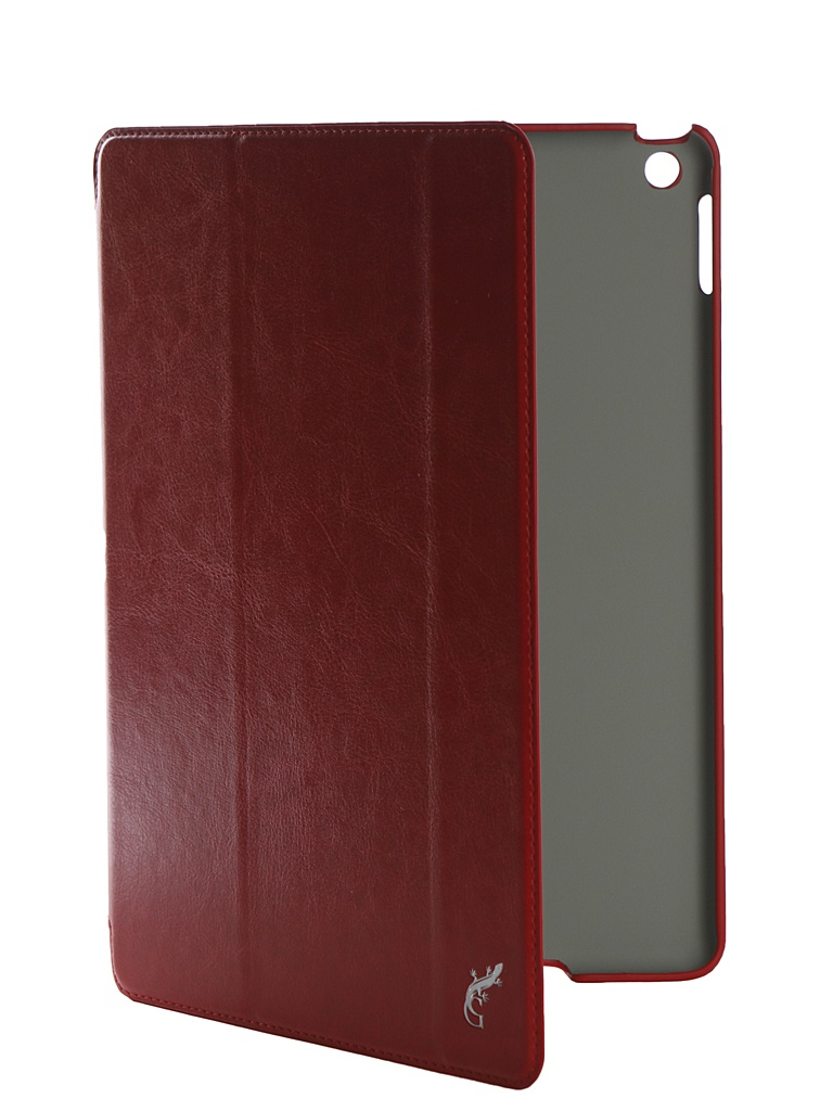 Чехол G-Case для APPLE iPad 2019 Slim Premium Red GG-1174