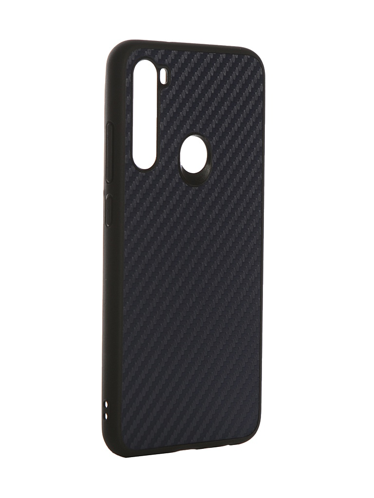 Чехол G-Case для Xiaomi Redmi Note 8 Carbon Black GG-1167