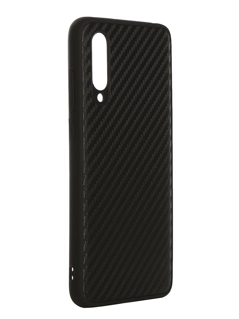 Чехол G-Case для Xiaomi Mi 9 Lite Carbon Black GG-1178