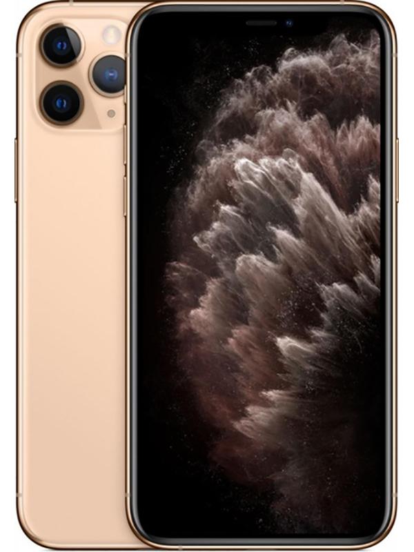 Сотовый телефон APPLE iPhone 11 Pro Max - 256Gb Gold MWHL2RU/A Выгодный набор + серт. 200Р!!!