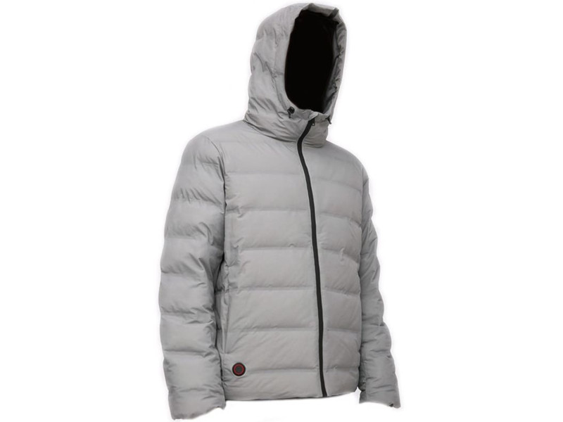 Одежда Xiaomi Cottonsmith Graphene Temperature Control Jacket Silver XL - Куртка с подогревом