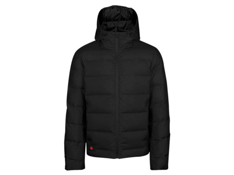 Одежда Xiaomi Cottonsmith Graphene Temperature Control Jacket Black XL - Куртка с подогревом