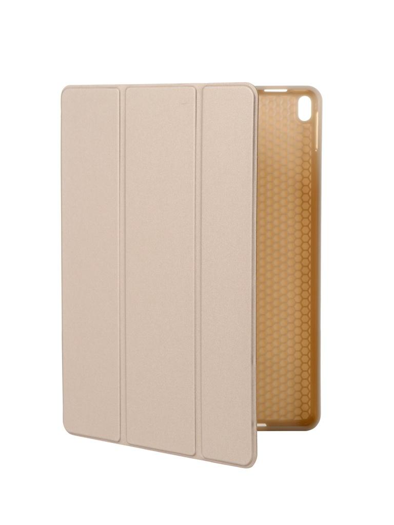 Чехол Dux для APPLE iPad 10.5 / Pro Ducis Osom Pen Slot Gold 910182