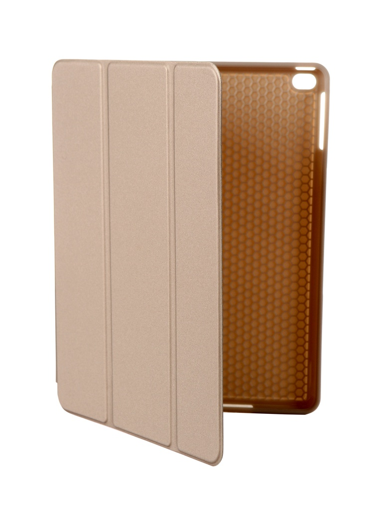 Чехол Dux для APPLE iPad NEW 9.7 Ducis Osom Pen Slot Gold 910177