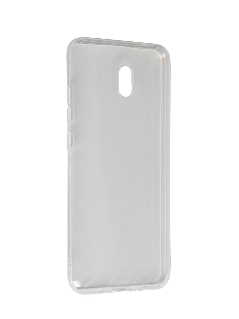 Чехол iBox для Xiaomi Redmi 8A Crystal Transparent УТ000018983