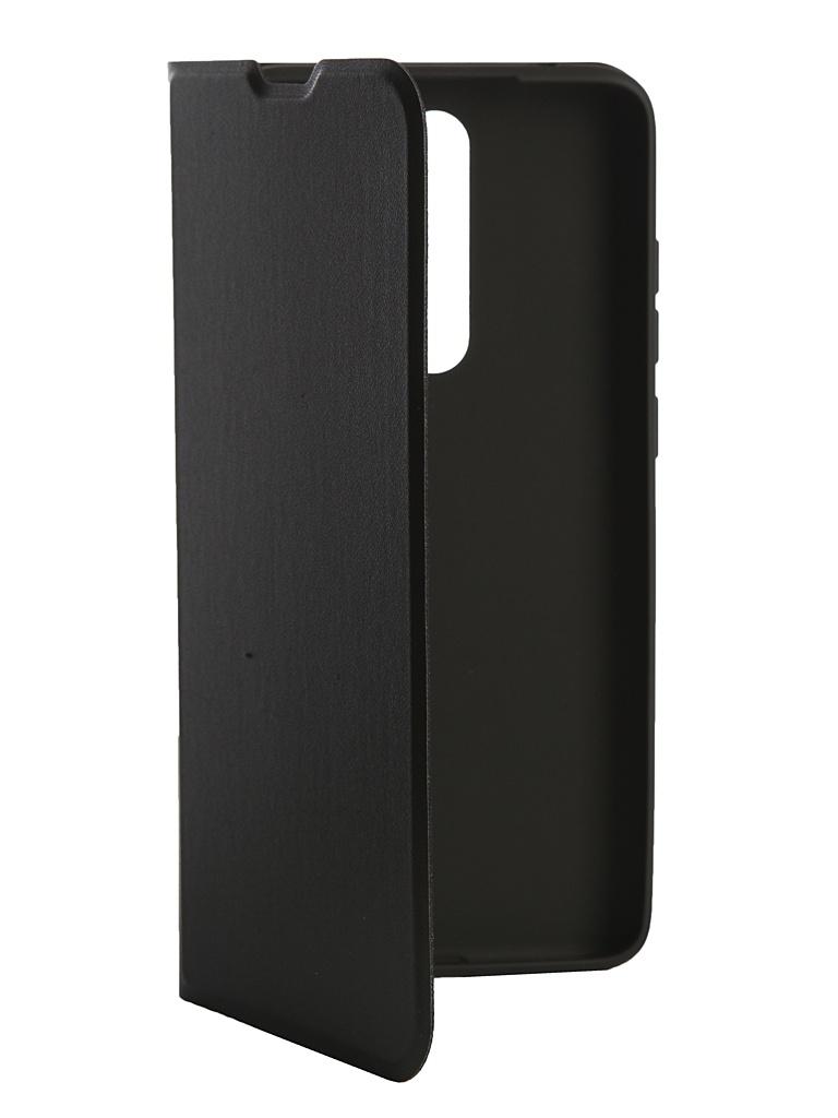 Аксессуар Чехол Red Line для Xiaomi Redmi Note 8 Pro Book Type Black УТ000018794