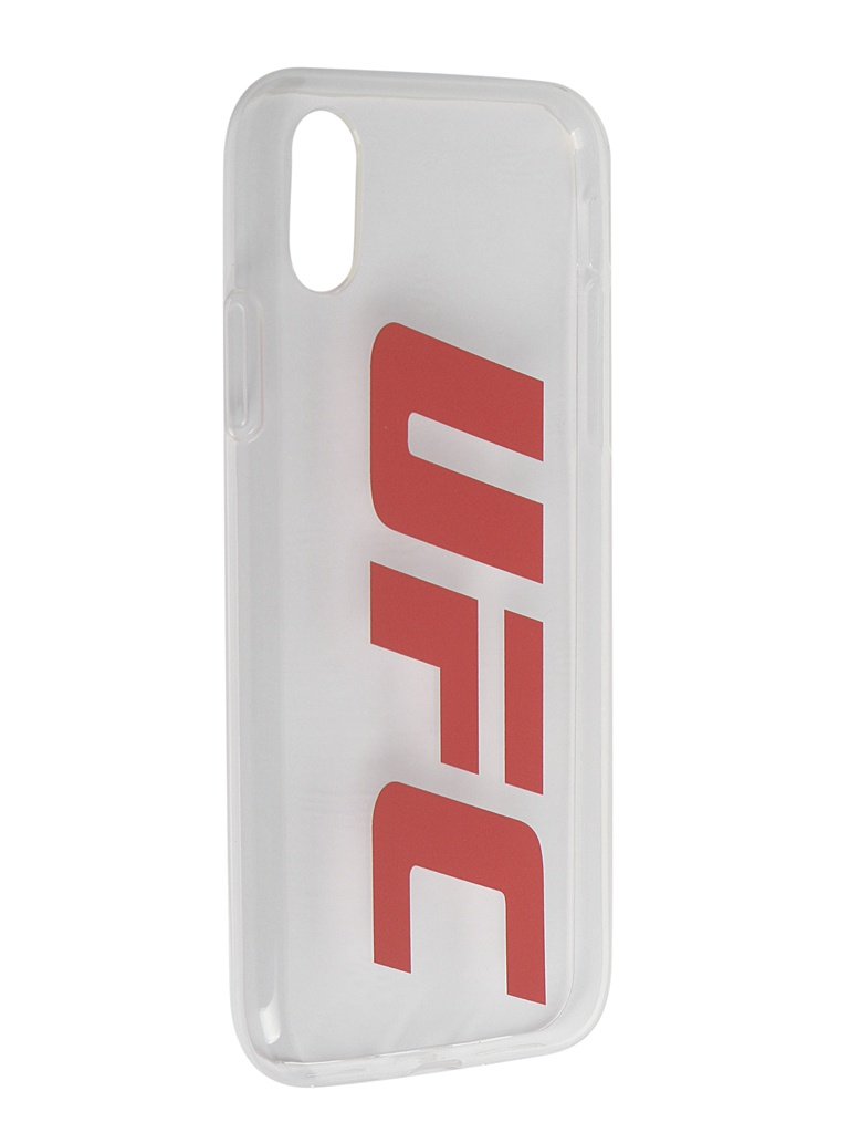 Чехол Red Line для APPLE iPhone XS UFC Transparent УТ000019118