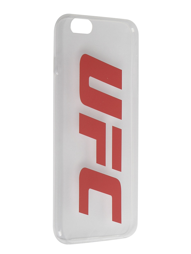 Чехол Red Line для APPLE iPhone 6 Plus/6S Plus UFC Transparent УТ000019112