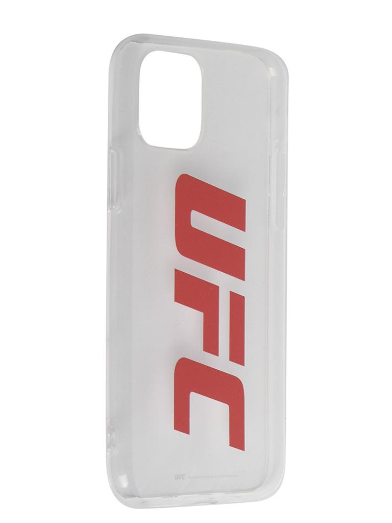 Фото - Аксессуар Чехол Red Line для APPLE iPhone 11 Pro UFC Transparent УТ000019109 аксессуар чехол red line для apple iphone 11 pro ultimate red ут000018384