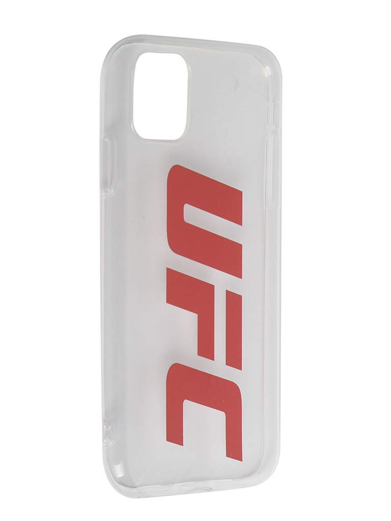 Аксессуар Чехол Red Line для APPLE iPhone 11 UFC Transparent УТ000019108