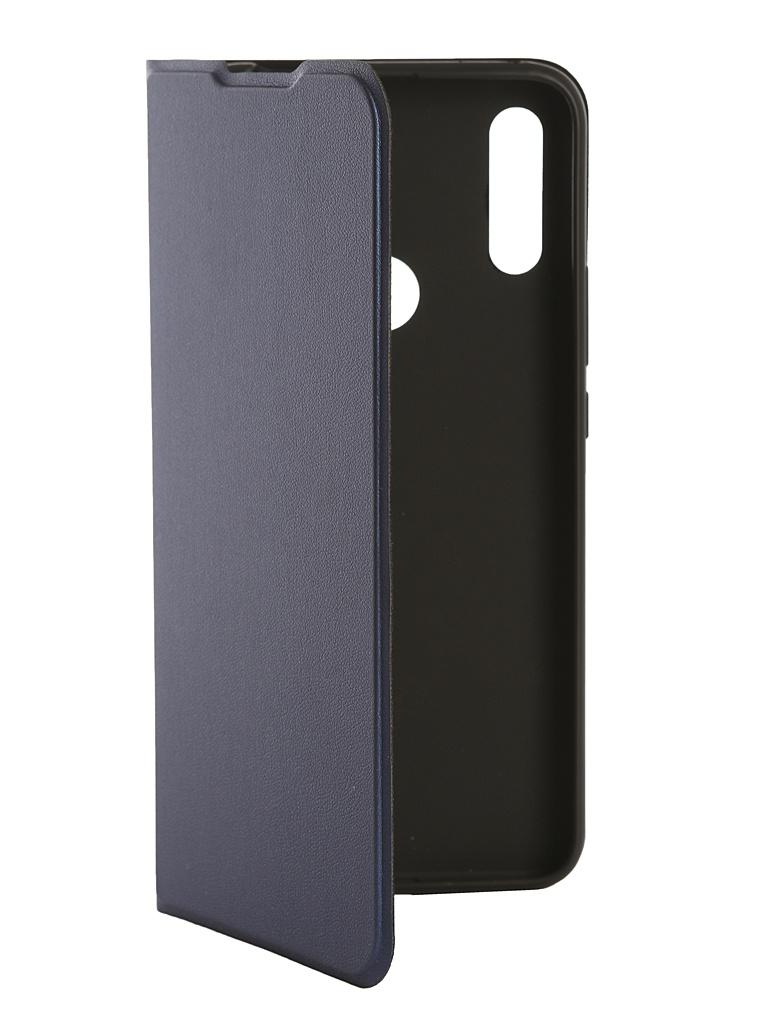 цена на Чехол Red Line для Huawei Honor 9X Book Cover Blue УТ000018928