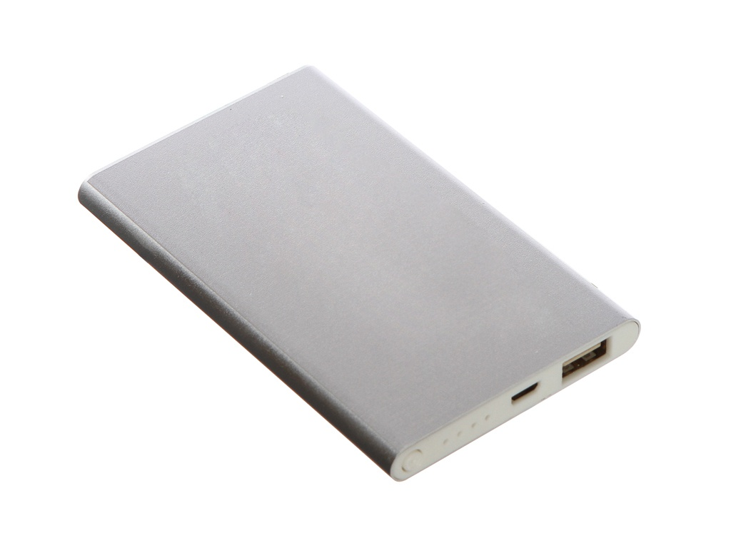 Аккумулятор Red Line UFC J01 4000mAh Silver УТ000019101