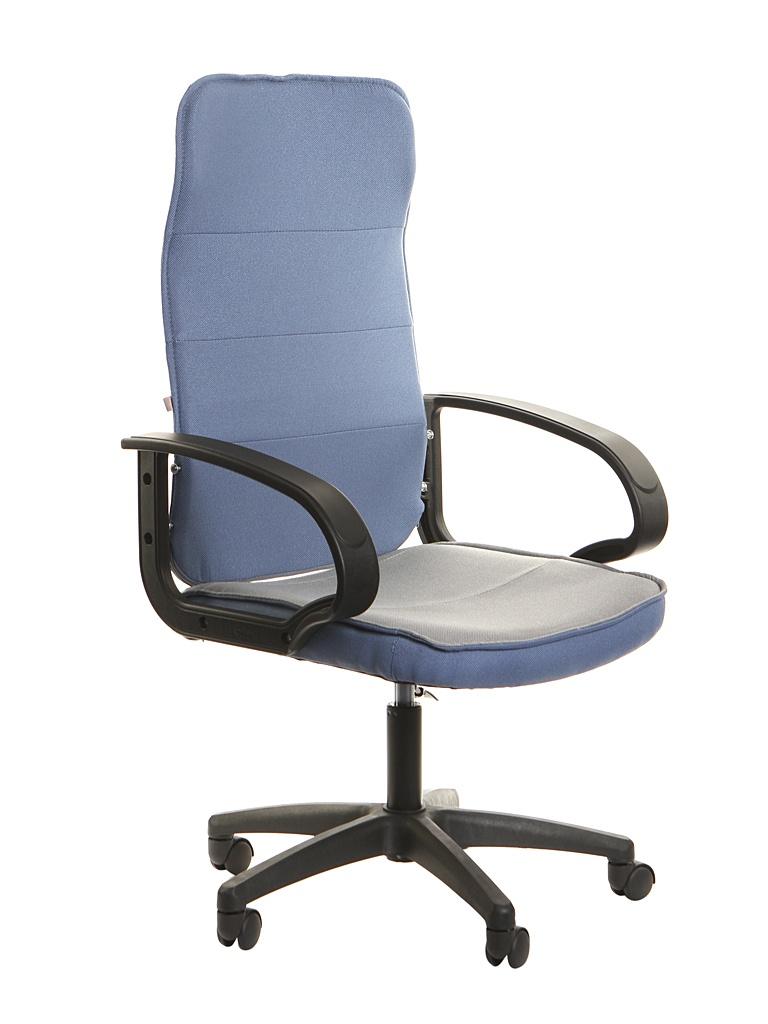 Компьютерное кресло TetChair Woker ткань Blue-Grey 13132