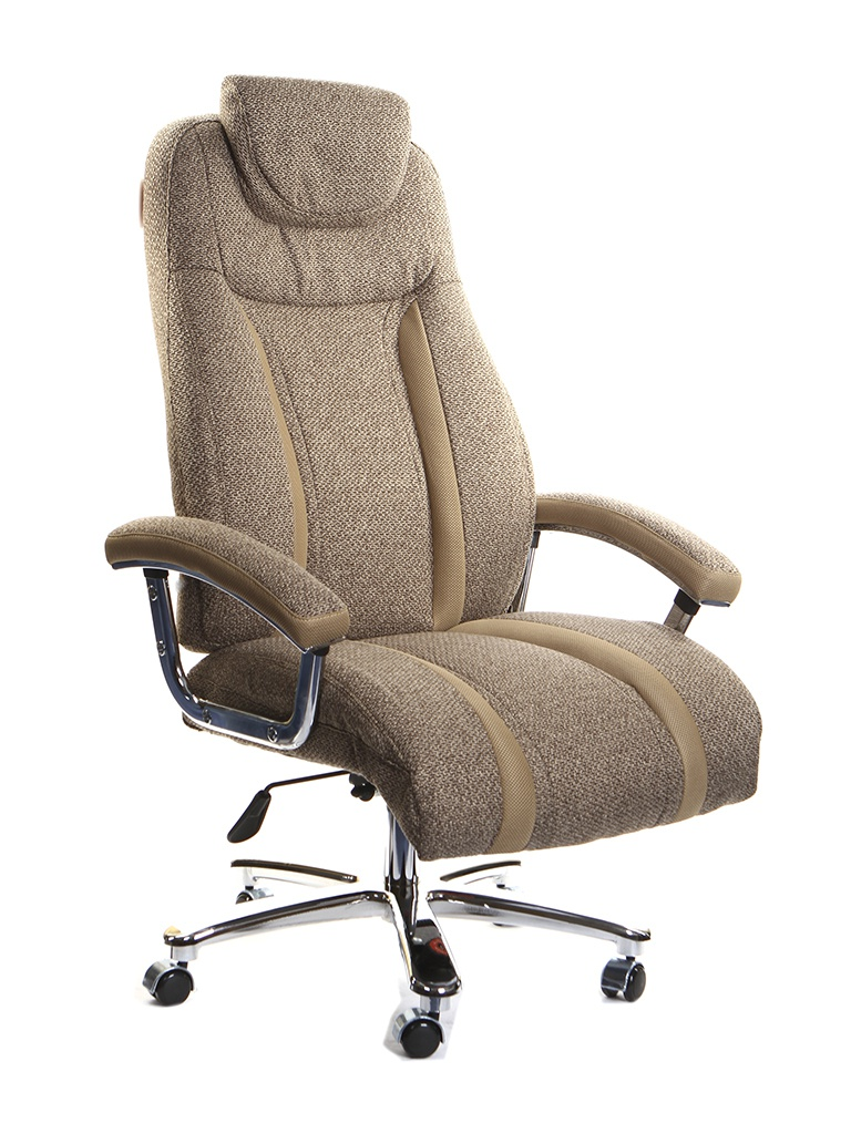 Компьютерное кресло TetChair Trust ткань Walnut-Bronze 12858