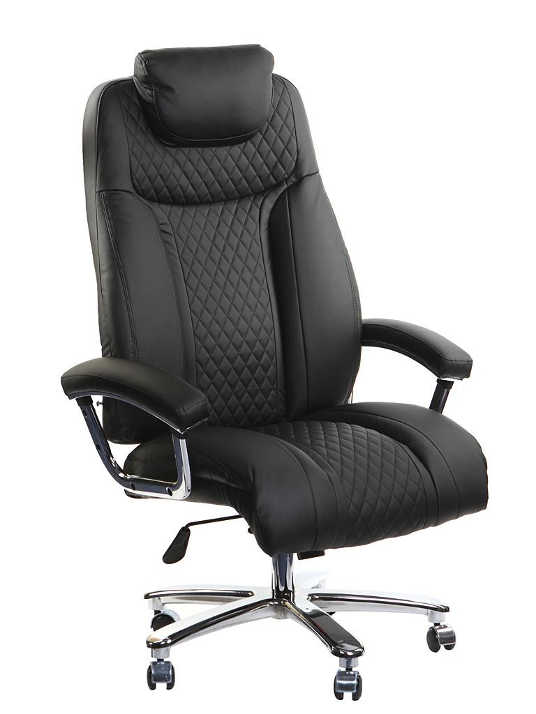 Компьютерное кресло TetChair Trust искусственная кожа Black 12734