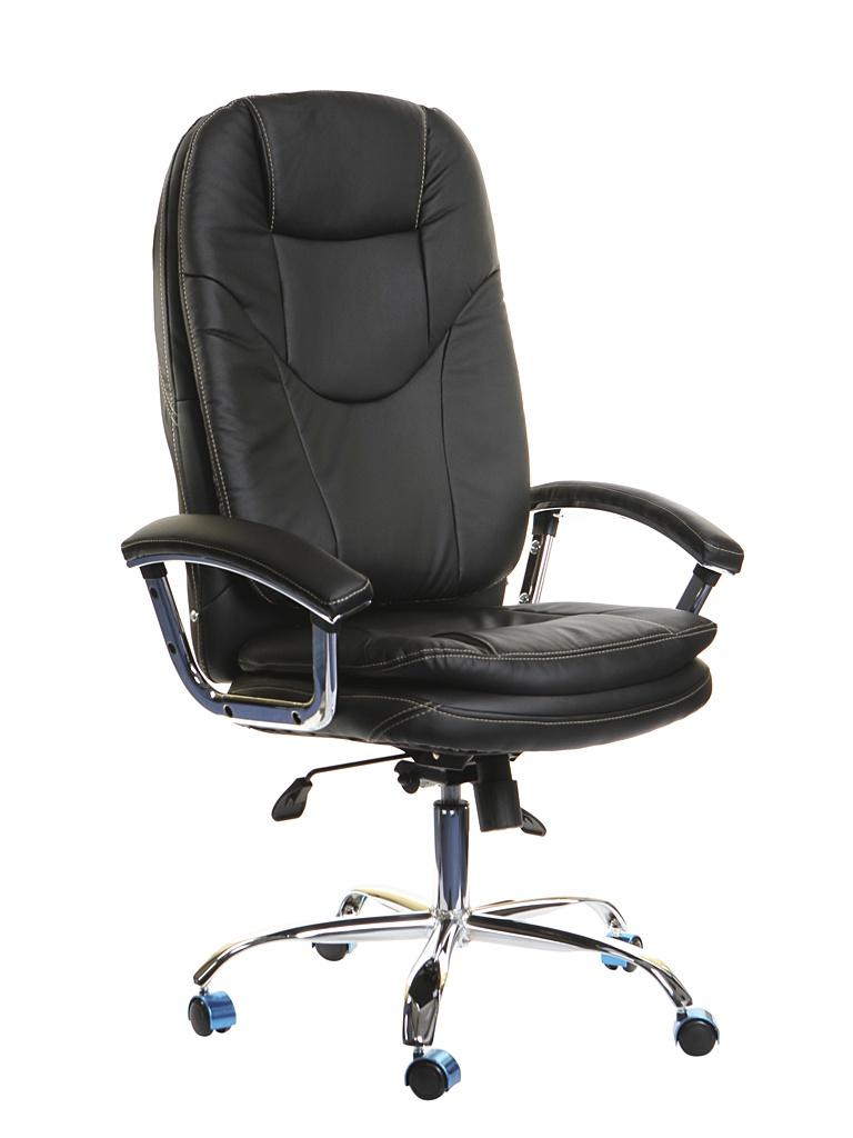 Компьютерное кресло TetChair Softy Lux искусственная кожа Black 12902