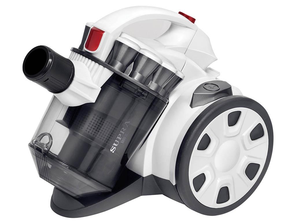 Пылесос Supra VCS-1835 White rst 02309 iq309