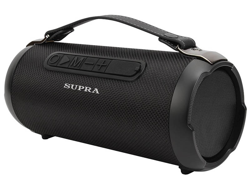Колонка Supra BTS-580 Black аудиомагнитола supra bts 580 черный
