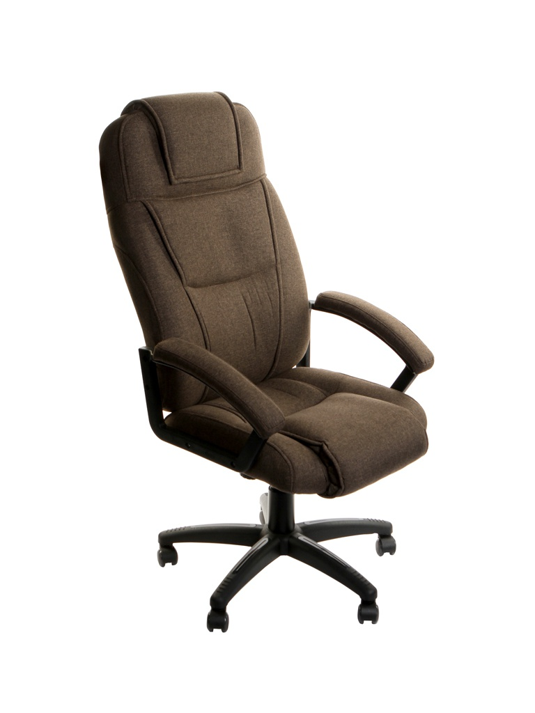Компьютерное кресло TetChair Bergamo ткань Brown 13035