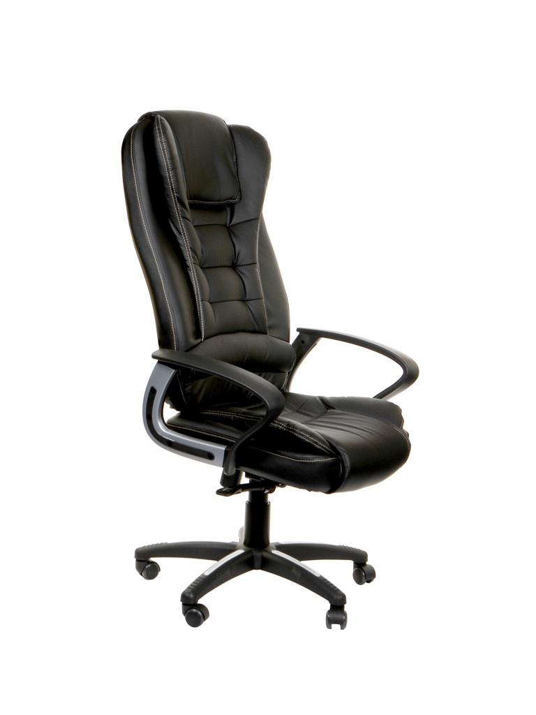 Компьютерное кресло TetChair Baron искусственная кожа Black 9778