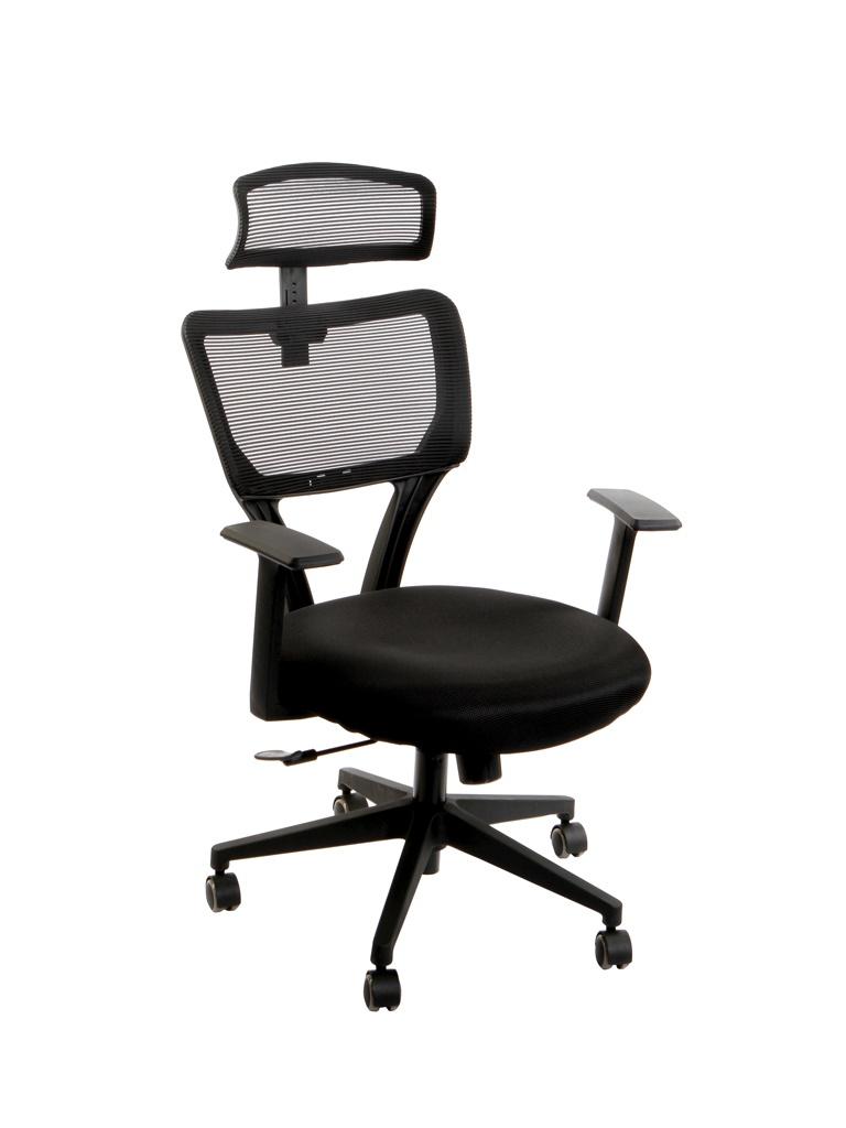 Компьютерное кресло TetChair Mesh-5 ткань Black 13188